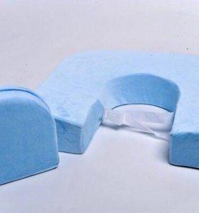 "Подушка для кормления двойни ""Milk Rivers"