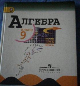 """""""Алгебра 9 класс"""" - Макарычев, Миндюк."""