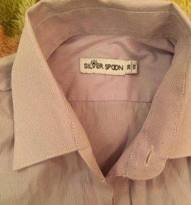 Рубашка новая, 122 рост, 30 р-р