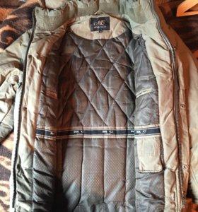 Куртка зимняя мужская 54-56