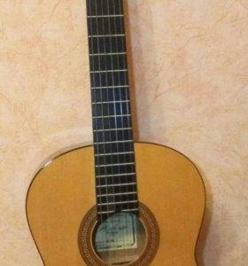 Акустическая гитара Hohner Established 1857 +чехол
