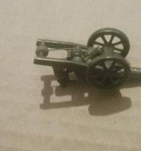 Пушка игрушечная
