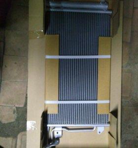Радиатор фольксваген поло седан