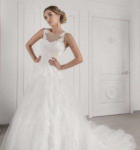 6 свадебных платьев НОВЫХ
