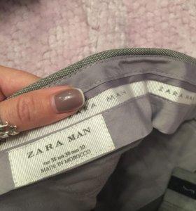 Брюки мужские Zara