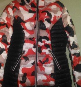 Пальто  женское. Новое.