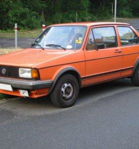 Разборка VW Golf 2 / Jetta 2