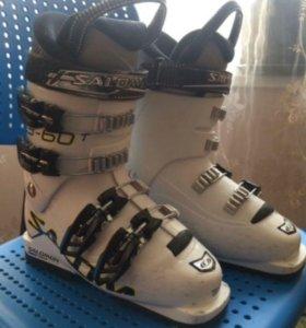 Горнолыжные ботинки спортивного назначения