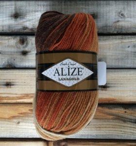 Пряжа Alize Lanagold Batik