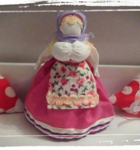 Кукла - скрутка, берегиня