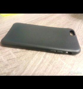 iPhone 6 4.7 чехол черный