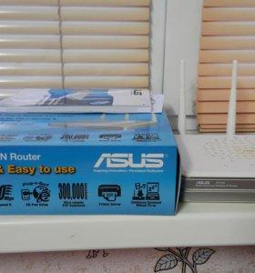 Wifi роутер ASUS RT-N16