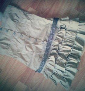 Платье.юбка s,m