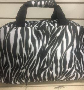 Дорожная сумка Zebra Deluxe с бесплатной доставкой