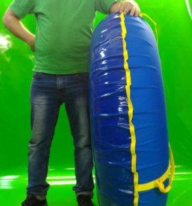 Тюбинг 140 см санки ватрушки с доставкой