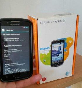 Motorola mb865