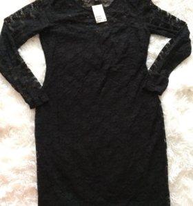 Платье нарядное гипюровое HM