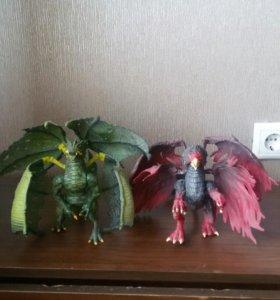 Игрушки драконов