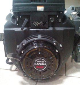 Двигатели Lifan от 2,5 л.с до 24 л.с.
