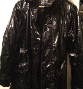 Куртка -удлинённая