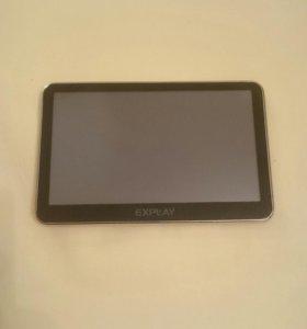 Explay PN-980 дисплей в сборе