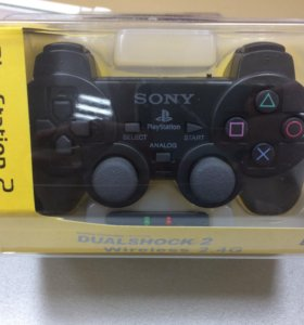 Джойстик Sony PS2 Dualshock2