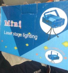 Лазерная диско установка