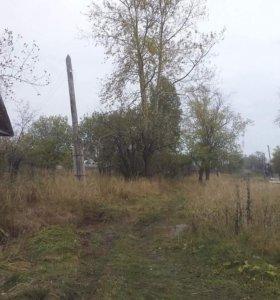 Продам   земельный участок с нежилым домом