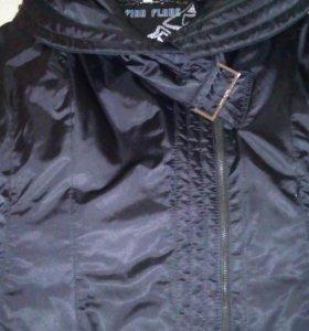 Новая куртка р.42 (s)