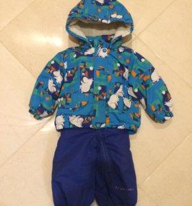 Финский костюм (осень - весна) 2-3года
