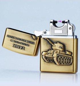 ЗАЖИГАЛКА USB электродуговая (ветрозащищенная)