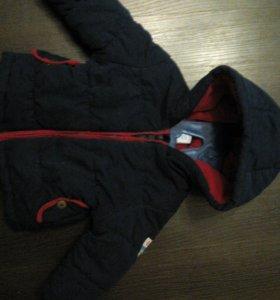 Куртка Германия  до 1 года