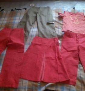 Новая одежда 140