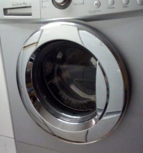Б/У стиральная машина LG DD