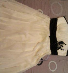 Платье для праздника с балеро