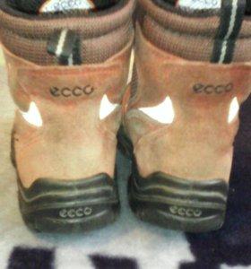 Детские осенние ботиночки 22 размера