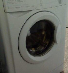 Б/У стиральная машина indesit