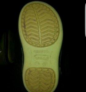 Детские демисезонные Crocs