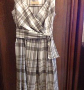 Платье от дизайнера Наталии Славиной