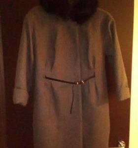 Пальто женское зимнее пр. Россия (новое)