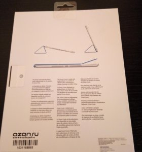 Чехол для Apple iPad Air/Air 2 Apple Smart Cover M