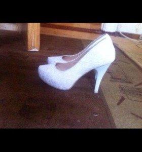 Туфли (свадебные)