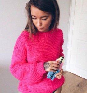 Новый свитер ☁️