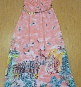 Красивые длинные платья !