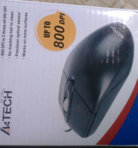 Мышь A4tech optical Mouse