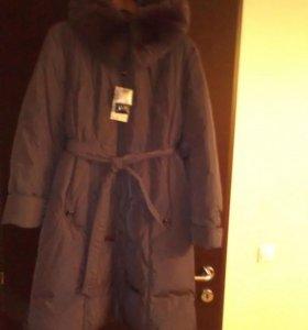 Пальто женское зима (новое)