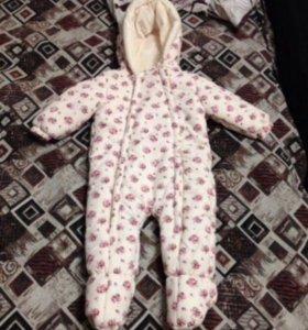 Комбинезон детский baby go