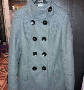 Женское пальто (осень/весна/телая зима, шерсть)