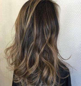 Модель для Наращивания волос