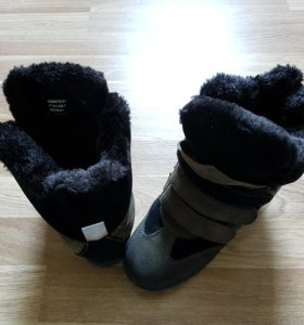 Ботинки - Зима